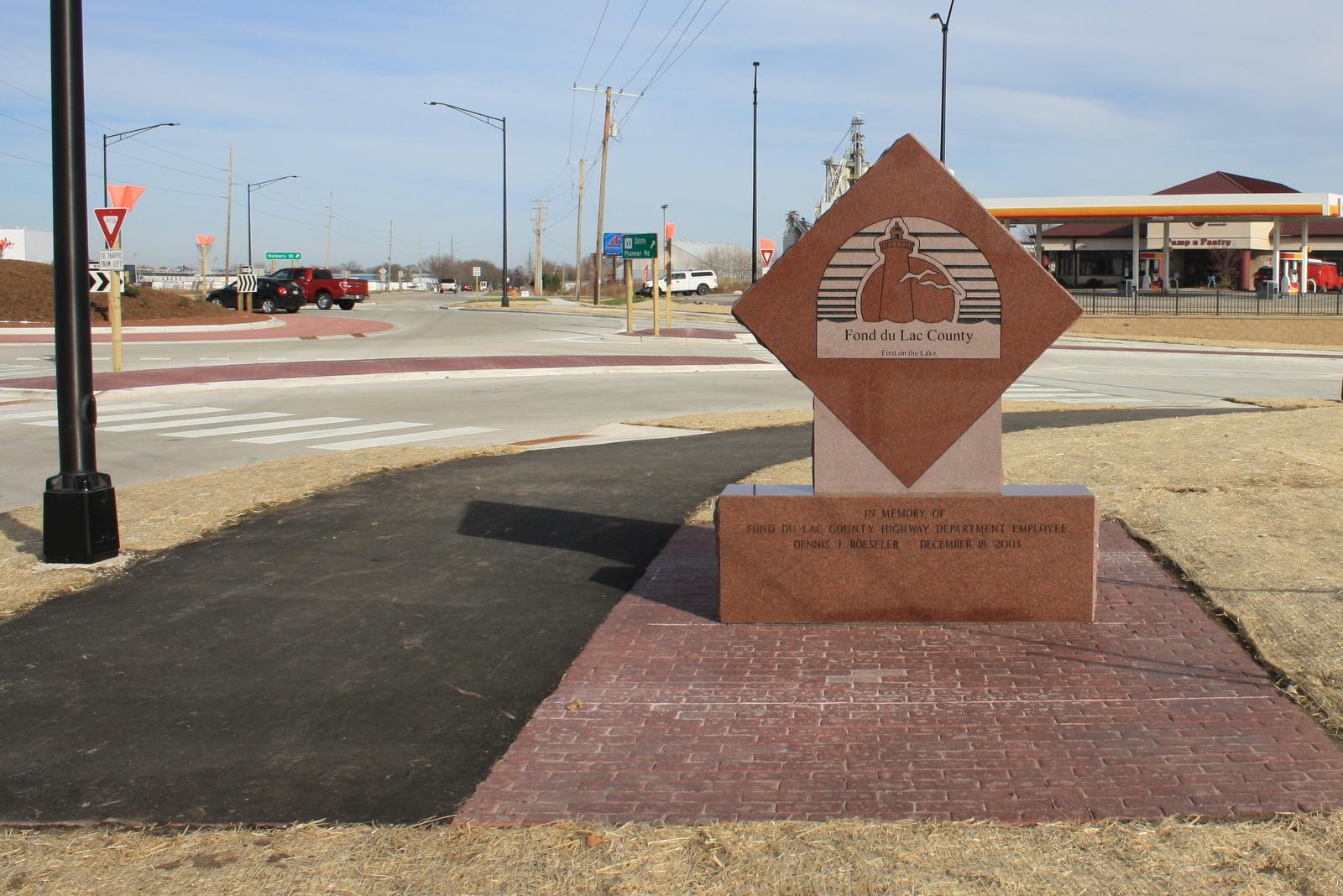 CTH VV (West Pioneer Road)